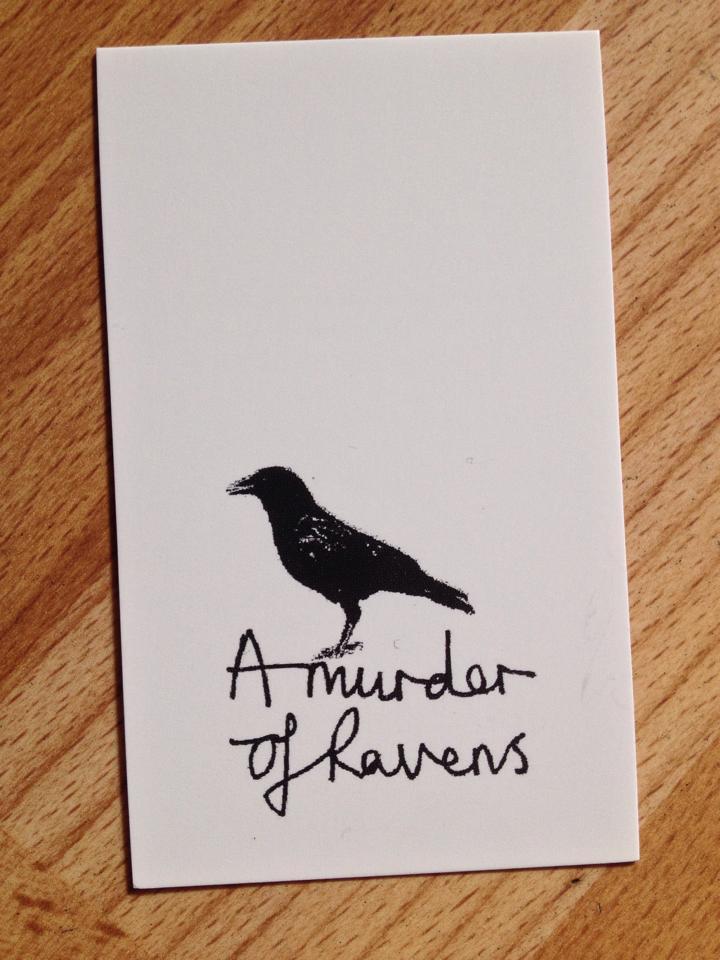 AMurderofRavens_logo